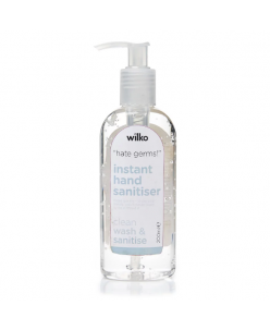 Wilko Original Hand Sanitiser 200ml
