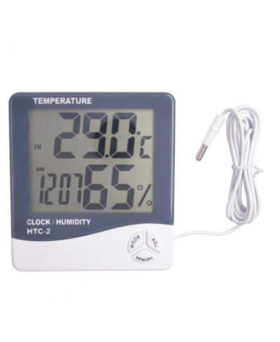 TEMPERATURE THERMOMETER HUMIDITY METER