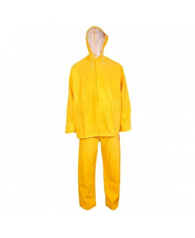 BETA UP AND DOWN RAIN COAT (PVC)