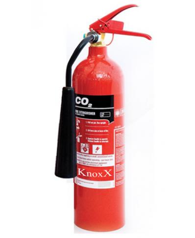 3Kg Carbon Dioxide (CO2) Fire Extinguisher