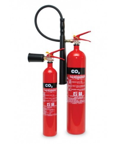 NAFFCO Portable CO2 Fire Extinguishers