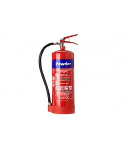 6kg Fire Extinguisher (DCP), Essential for Homes and Office